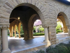 Stanford University Arches